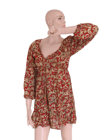 Recycled Silk Tunic